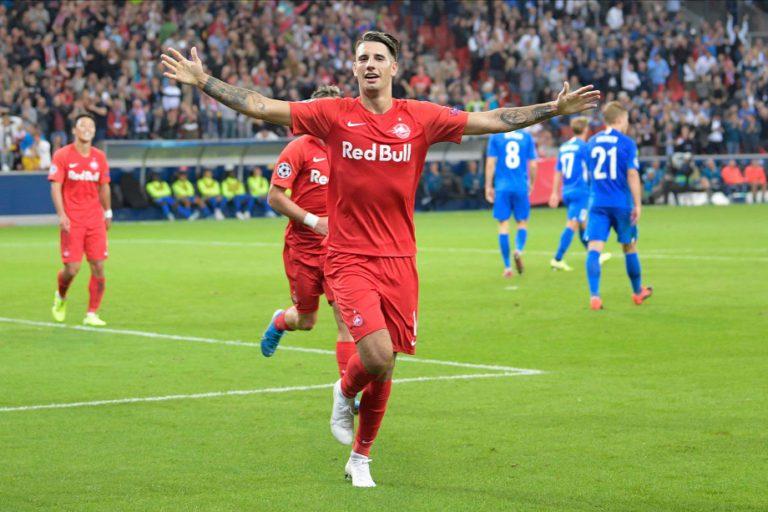 Van bennük kraft! – RB Salzburg, Ausztria legjobbja
