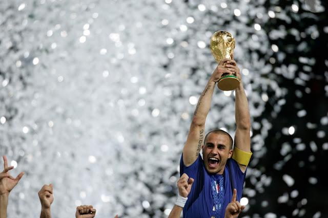 Cannavaro, minden idők egyik legnagyszerűbb hátvédje