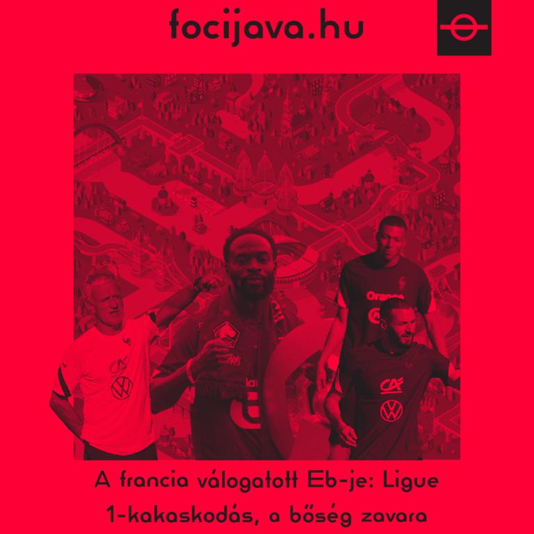 A francia válogatott Eb-je: Ligue 1-kakaskodás, a bőség zavara