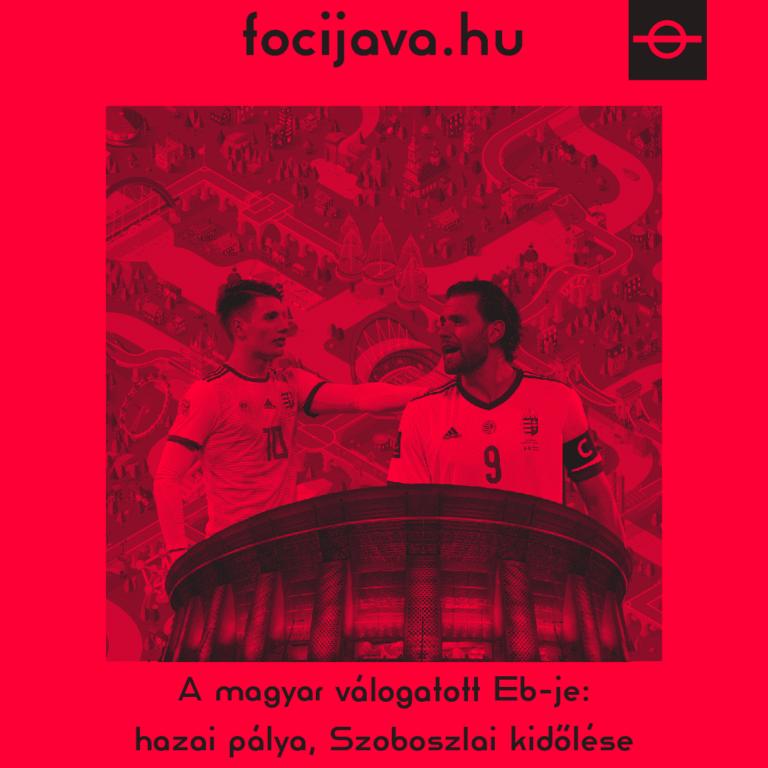 A magyar válogatott Eb-je: hazai pálya, Szoboszlai kidőlése